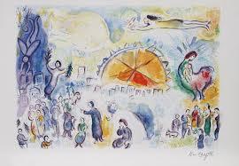 Chagall Noel